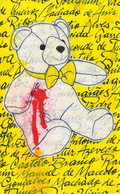 My loved bear by joapa