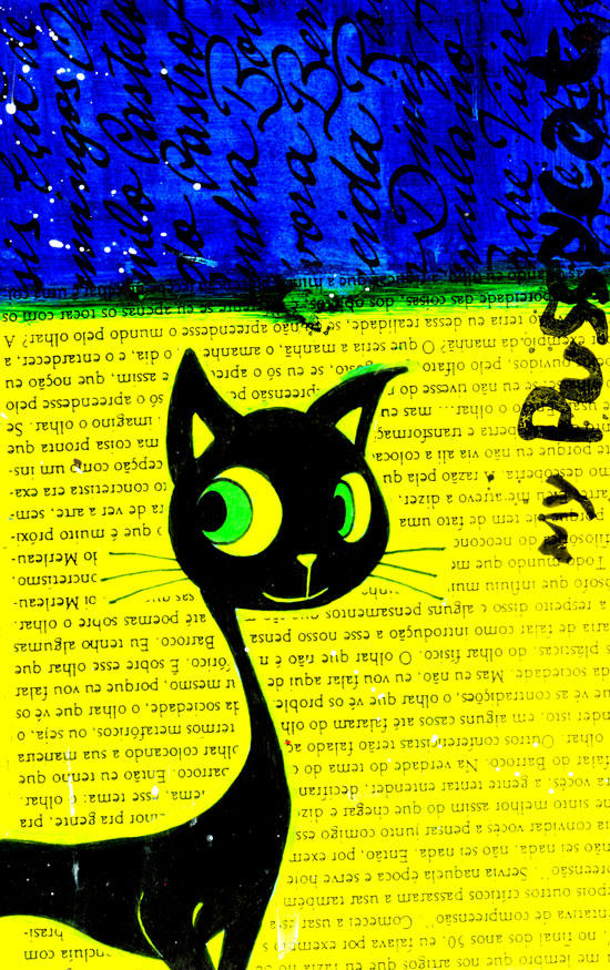 pussycat by joapa