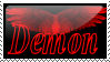Demon Stamp by AtazothsChild