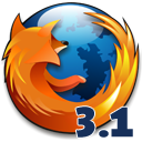 Firefox 3.1 Beta Dock Icon by d0od