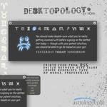 Desktopology Mockup