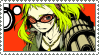 Stamp - Our 16bit Warz by Emiliers