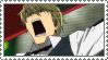Stamp - Durarara: Shizuo by Emiliers