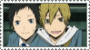 Stamp - Durarara 7 by Emiliers
