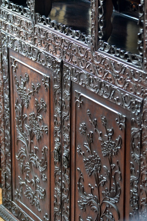 Intricate Cabinetry by Farnese00