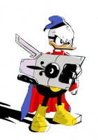 Phantom Duck - PK by mstrdp