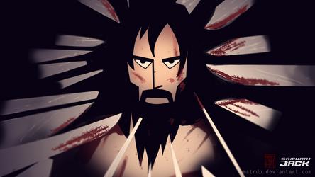Samurai Jack by mstrdp