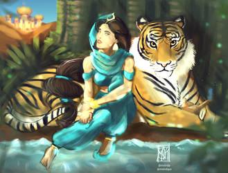 Jasmine by mstrdp