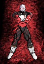 Jiren, Dragonball Super by mstrdp