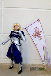 Fate Ruler Servant Jeanne D'Arc (Vamplettes) by chaosnorder