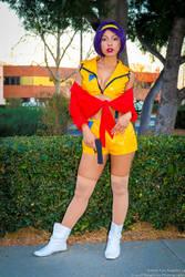 Faye Valentine (Utahime Cosplay) by chaosnorder