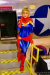Captain Marvel (Lisa Pinelli)