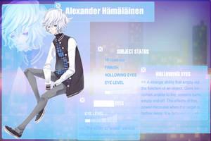 Alexander Hamalainen | Heat-Haze by Eeveelyne