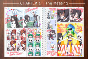 Chapter 1   The meeting of Lexxy by Eeveelyne