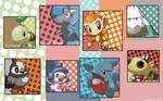 Pokemon Ranger Wallpaper II