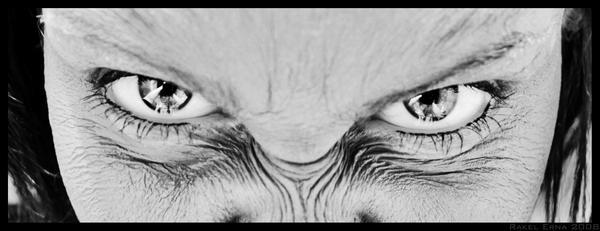 Through my eyes by kelaa