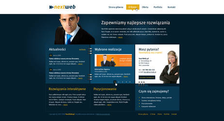 nextweb by qedar