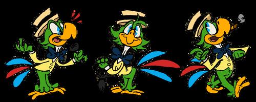 The Parrot of Brazil