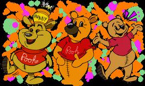 Disneyland's Winnie the Pooh