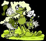 Happy Birthday Mr. the Frog!