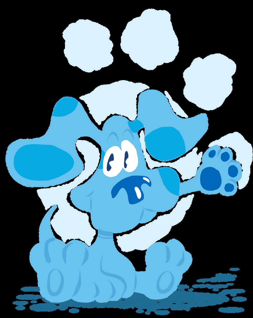 Blue's Clues by EeyorbStudios