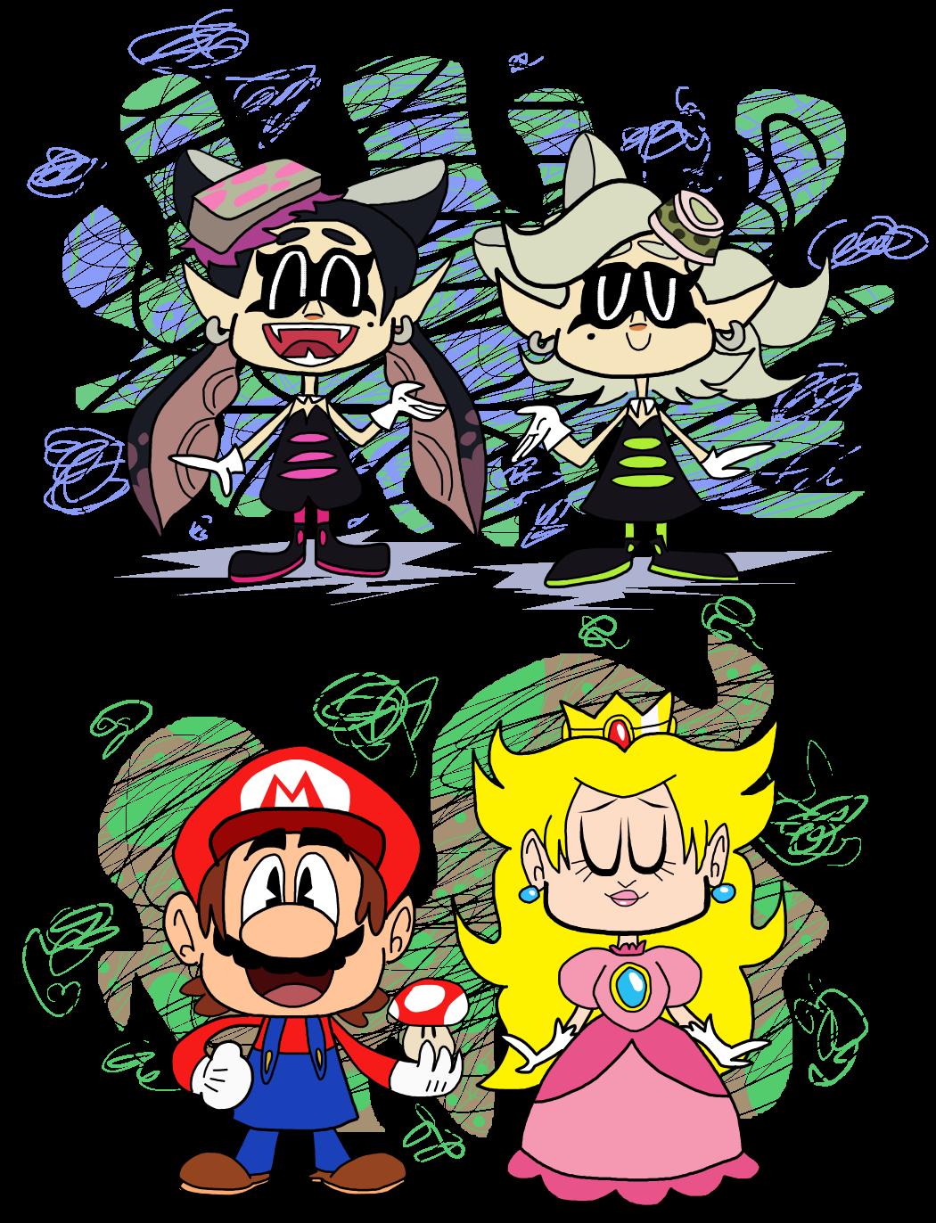 Nintendo Vynl. by EeyorbStudios