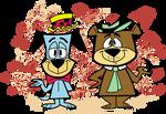 Hanna Barbera Vynl.