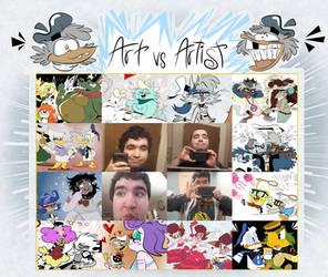 Art Vs Artist: 2019 Edition