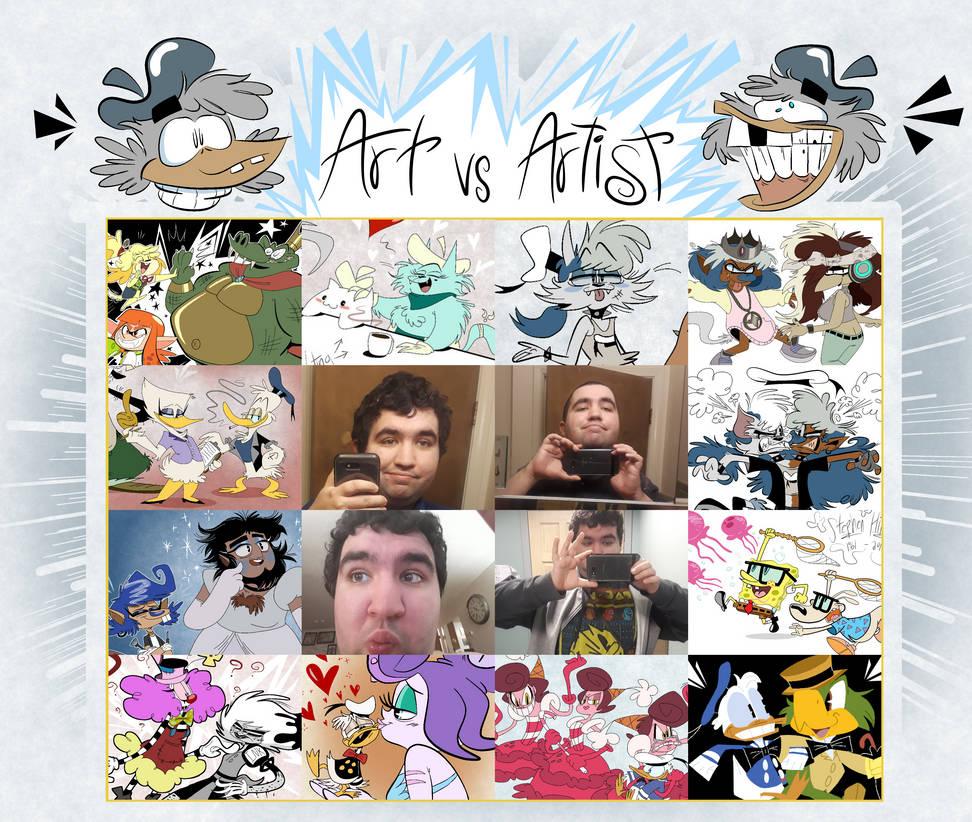 Art Vs Artist: 2019 Edition by EeyorbStudios