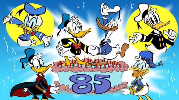 A happy 85 to the best boi! by EeyorbStudios