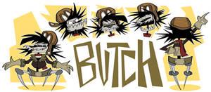 Gee Whitty World - Butch Brockton