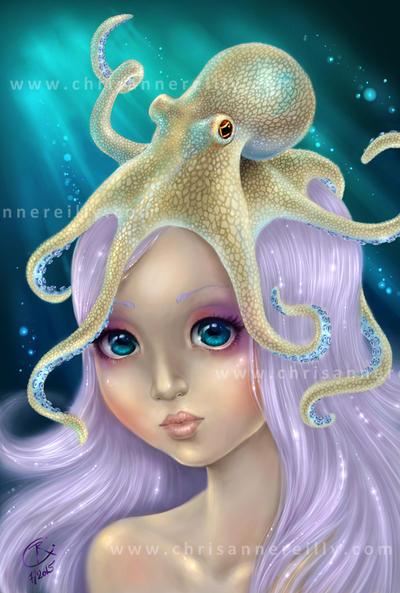 Sea Princess by magur