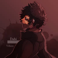 Dabi Fan Art by Dadpls
