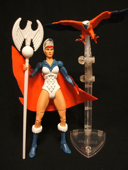 MOTUC Sorceress with Zoar by masterenglish