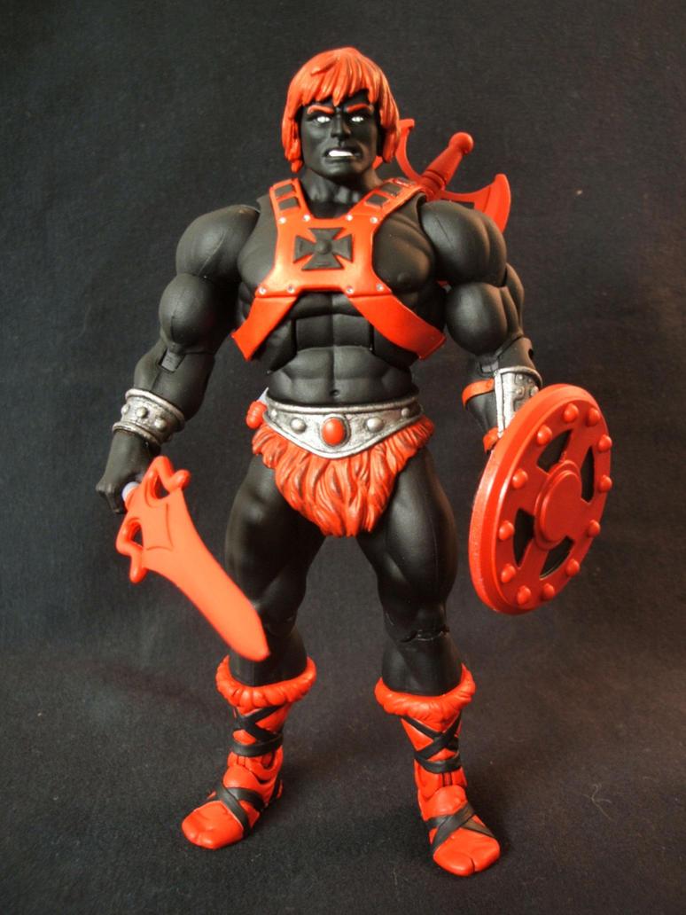 MOTUC custom Anti He-Man 2 by masterenglish