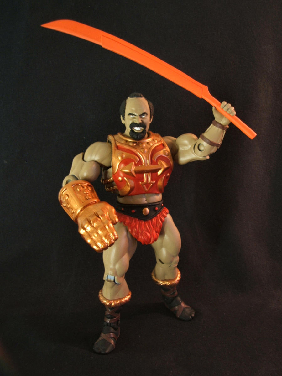 MOTUC custom Jitsu 4 by masterenglish