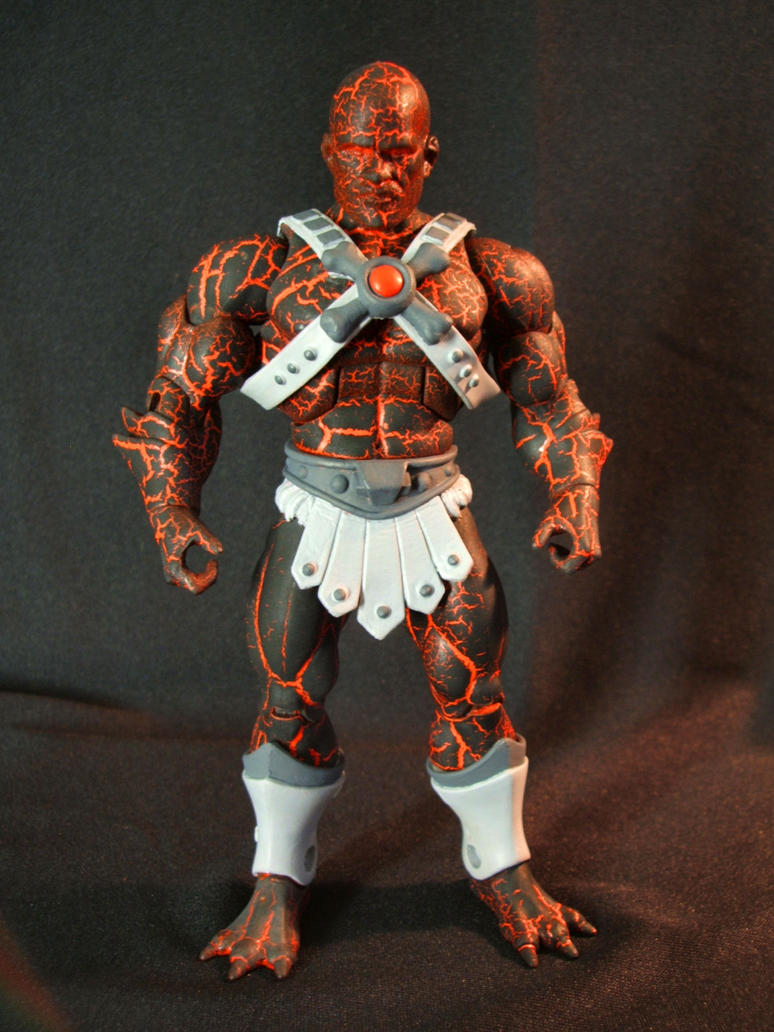 MOTUC custom Inferno by masterenglish