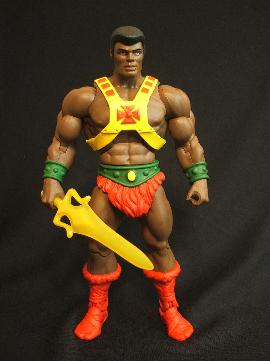 MOTUC custom He-Bro 5 by masterenglish
