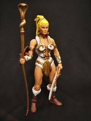 MOTUC custom Blonde Teela 4 by masterenglish