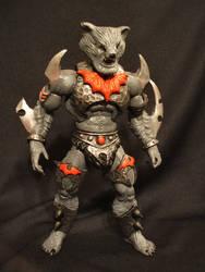 MOTUC custom War-Wolf V2 by masterenglish