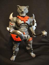 MOTUC custom War-Wolf V2 5 by masterenglish