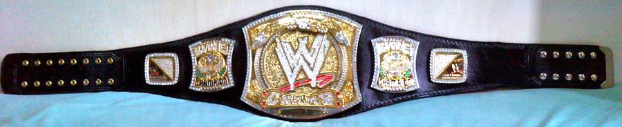 WWE CHAMPIONSHIP by imranbecks