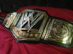 NEW WWE CHAMPIONSHIP