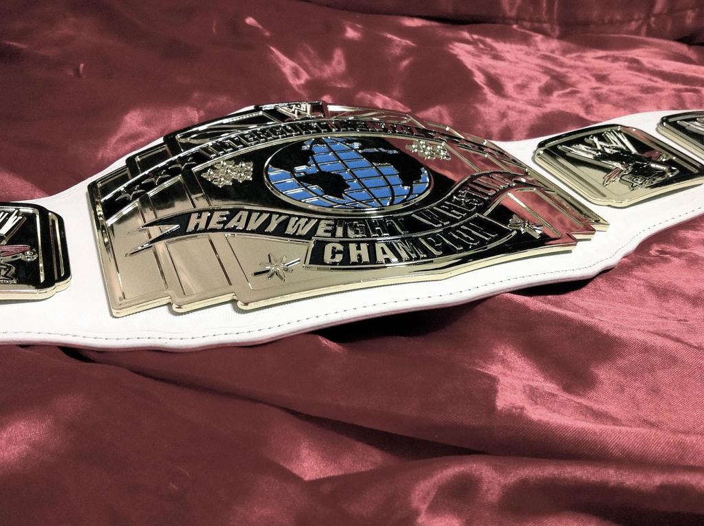 WWE INTERCONTINENTAL CHAMPIONSHIP by imranbecks