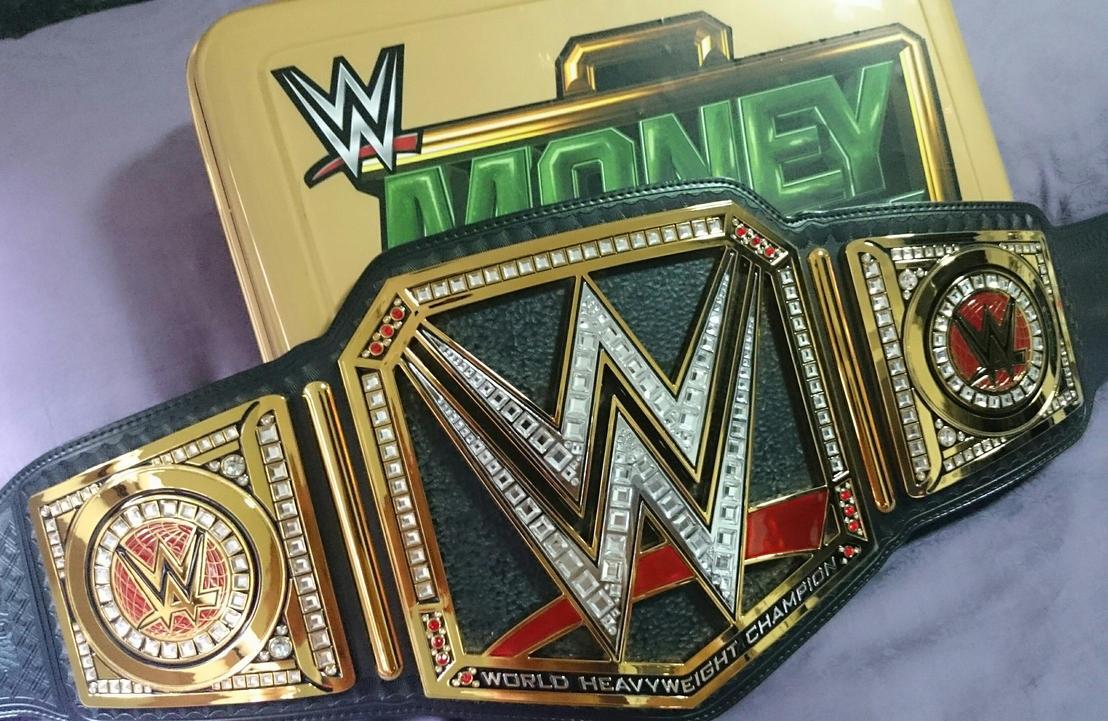 WWE WORLD HEAVYWEIGHT CHAMPIONSHIP by imranbecks