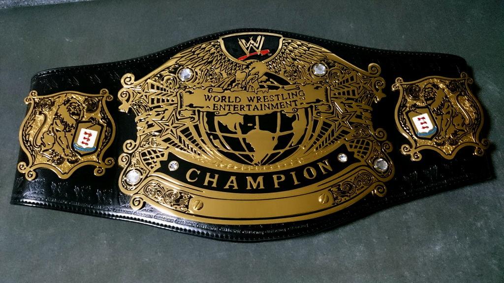WWE UNDISPUTED CHAMPIONSHIP by imranbecks