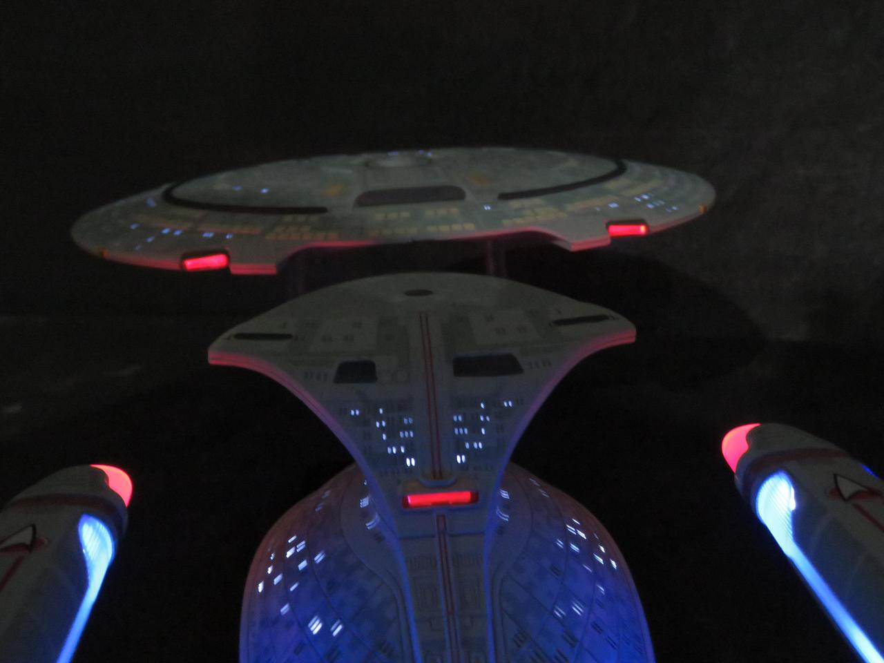 USS ENTERPRISE NCC-1701-D by imranbecks
