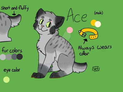 Ace Ref! by Starry-Eyed-Fox