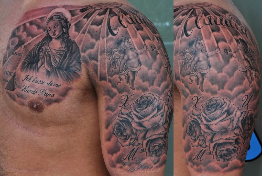 Religious Tattoo By Bokitattoo On DeviantArt