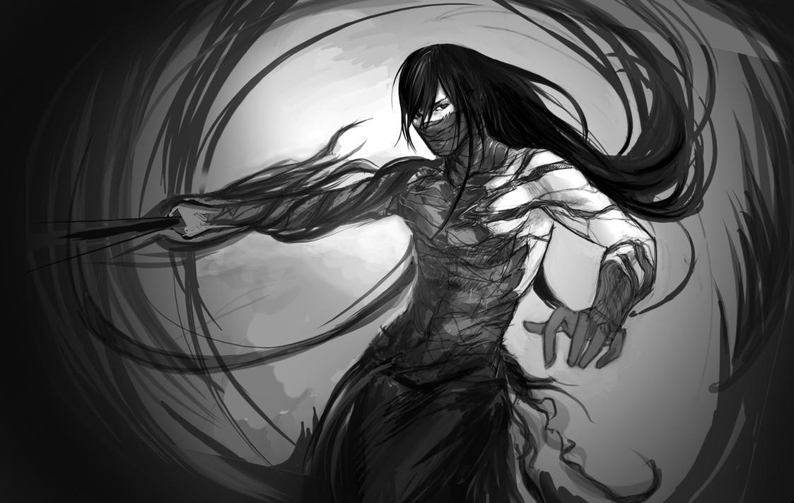 Kurosaki Ichigo's Final Form by RomaniacC on DeviantArt